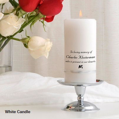 MemorialCandle_StandSet_White